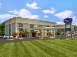 Hampton Inn Sevierville, เซอเวียร์วีล