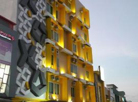 Kaliban Hotel Batam, บาตัมเซ็นเตอร์
