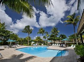 Sapphire Village Resort, โดเนอร์