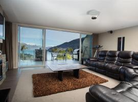 Downtown Queenstown Apartment