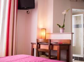 Hotel Sejour Fleuri, เลอ อาร์วัวร์