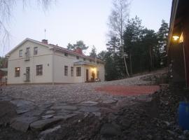 Villa Reuter, Stormälö
