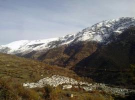 Refugio Alpujarra Alta, Trevélez