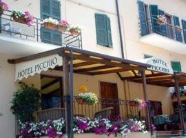 Hotel Picchio, ออร์เวียโต