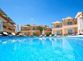 Avantis Suites Hotel, Eretria