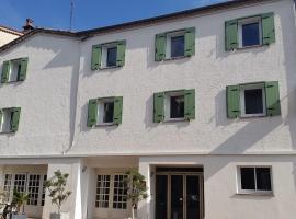 Hotel L'Aiglon, Pégomas