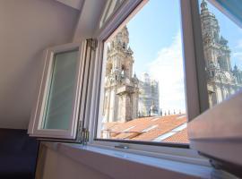 Hotel Praza Quintana