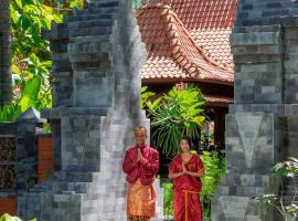 Diamond Beach Villa Lombok, Tanjung
