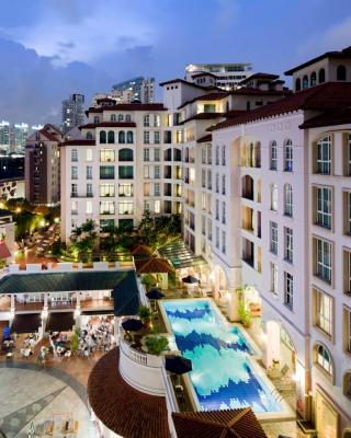 Fraser Place Robertson Walk Singapore