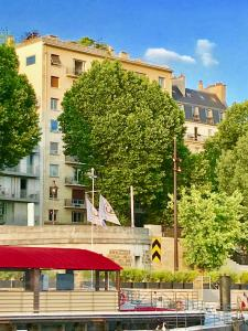 Appartement Seine et Marais