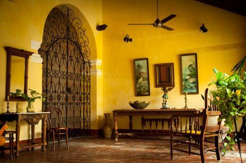Casa Sinning. Año 1637