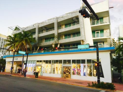 Apartment at De Soleil Hotel on Ocean Drive