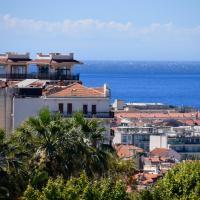 Appartement terrasse vue mer / nice