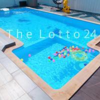The Lotto24 pool villa