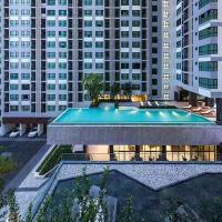 The base central Pattaya Beach Apartment