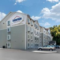 Suburban Extended Stay Hotel Huntsville University Area