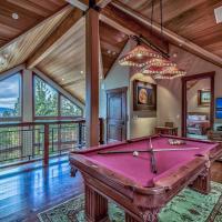 Ski Shack Tahoe Style Hot tub