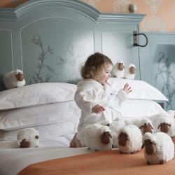 โรงแรมสำหรับครอบครัว  โรงแรมสำหรับครอบครัว 64 แห่งในเกฟเกลียา