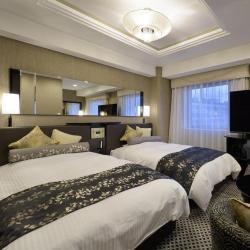 โรงแรมเครือ Apa  โรงแรมเครือ Apa 3 แห่งในโยโกฮาม่า