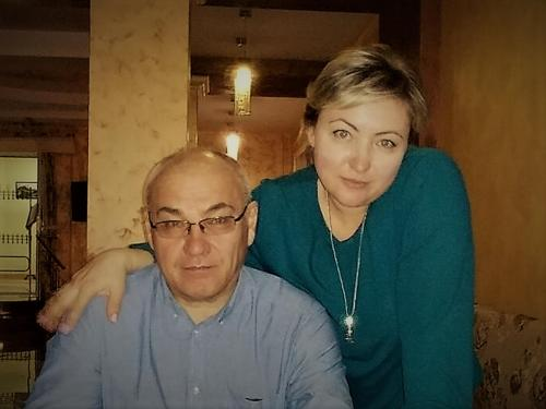 Irina and Sergey
